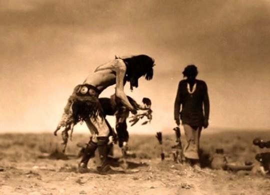 danza della pioggia del terzo millennio