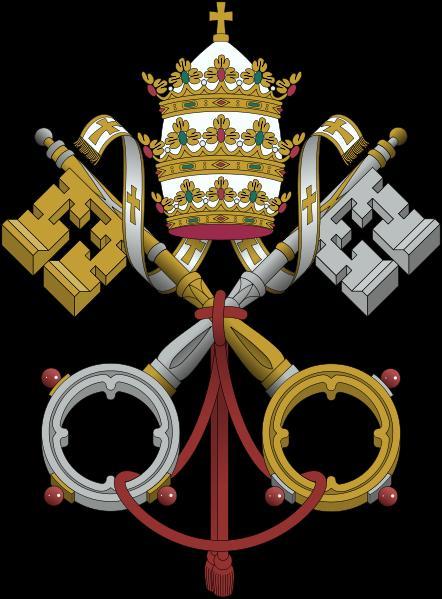 stemma papale