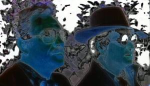 l'onorevole con vizietto secondo... Andy Warhol  - Roy Lichtenstein...