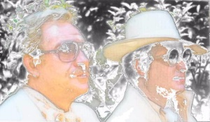 l'onorevole con vizietto secondo... Andy Warhol  - Roy Lichtenstein