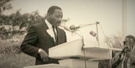 """Martin Luther King; :"""" ...io ho un sogno.?!..."""" O... ha avuto un incubo!"""