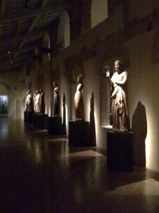 Interno del Museo Nazionale di S.Matteo, Pisa