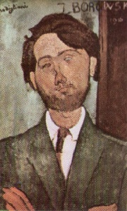 Amedeo Modigliani; occhi espressione di un mondo allucinato ed allucinante...espressionisti o quasi