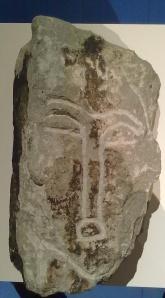 3° testa falso Modigliani (  fotografia da angolazione diversa )
