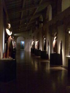 interno del museo nazionale di s.Matteo,Pisa
