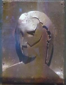 julio Gonzalez, máscara de campesino.Palazzo Strozzi,2014-15