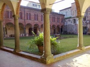 Museo di S.Matteo,Pisa.Chiostro