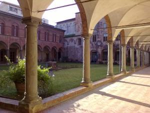 Museo di S.Matteo,Pisa.Chiostro2