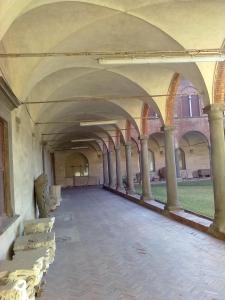 Museo di S.Matteo,Pisa.Peristilio del chiostro