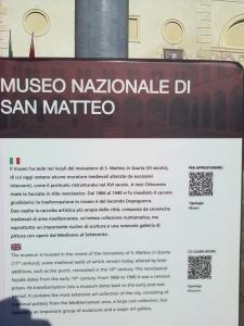 Museo di S.Matteo,Pisa.Segnal.tur.