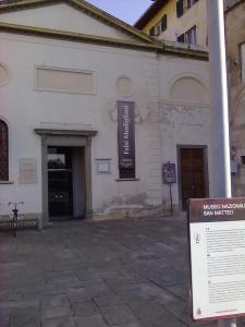Museo di S.matteo,Pisa.