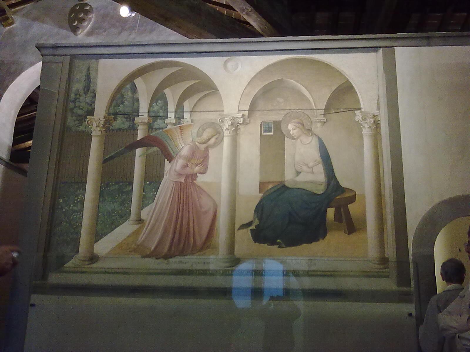 visita virtuale al museo di san marco firenze ...