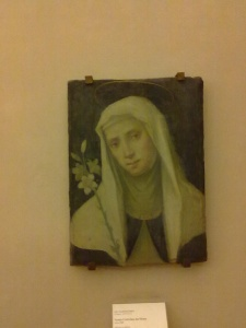 museo di san marco.santa caterina da siena
