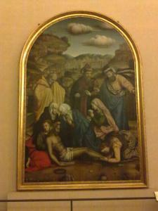 Opera di Suor Plautilla Nelli. Una pittrice in piena regola.