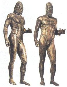 Dal mondo greco romano, a quello odierno occidentale
