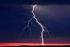 lightning/fulmine. Un fulmine richiede sempre un 'parafulmine'. Nel Nostro caso di nome 'Obama'