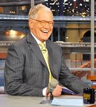 Late show, David Letterman; it never rains but it pours for Obama