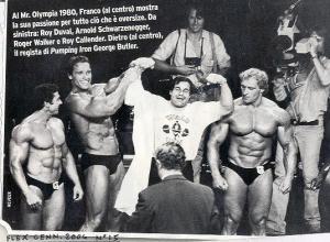 mister olympia 1980,franco columbu trionfa