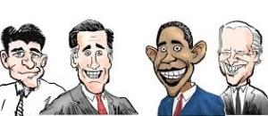 il dolcione Obama; parafrasando il Vangelo, 'come agnello tra i lupi'