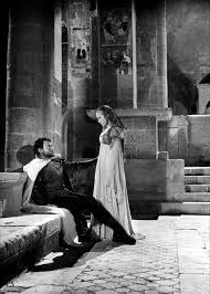 othello e desdemona ,orson welles
