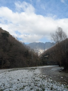Il monte Altissimo, da cui Michelangelo trasse il blocco di marmo per il Suo David