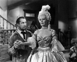 La maschera di cera con Vincent Price ,House of wax