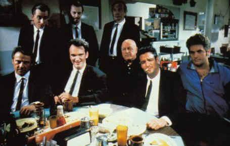 Le IENE - CANI da RAPINA - ( USA 1992 tit. orig.; Reservoir dogs
