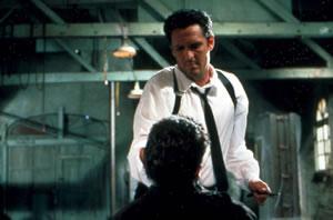 Le IENE - CANI da RAPINA - ( USA 1992 tit. orig.; Reservoir dogs; un carismatico interprete della parte del 'cattivone'.
