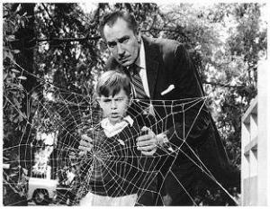 The fly, con Vincente Price