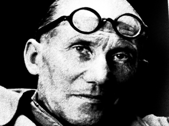 Charles-Edouard Jeanneret-Gris,dit Le Corbusier.