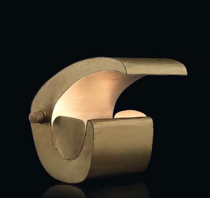 Lampada  ESCARGOT  lampe Escargot  progettata nel 1954 da Le Corbusier