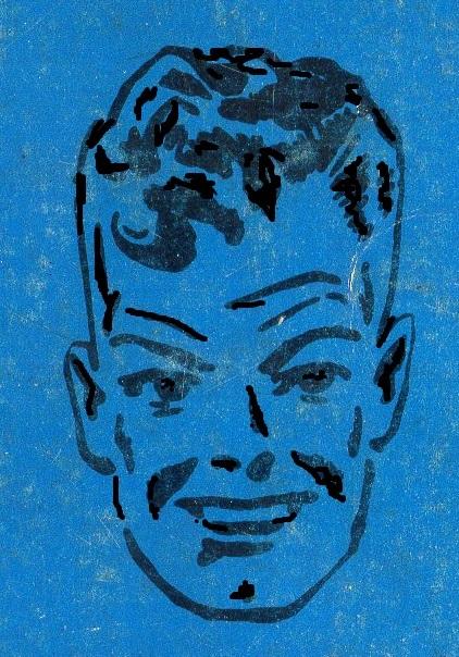 Brick Bradford di Clarence Gray; alias Guido Ventura - per i lettori italiani - ,un eroe che risente molto degli anni in cui nacque (1933)...