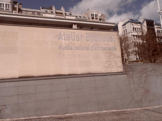 Le Beaubourg ou  Centre Pompidou 15