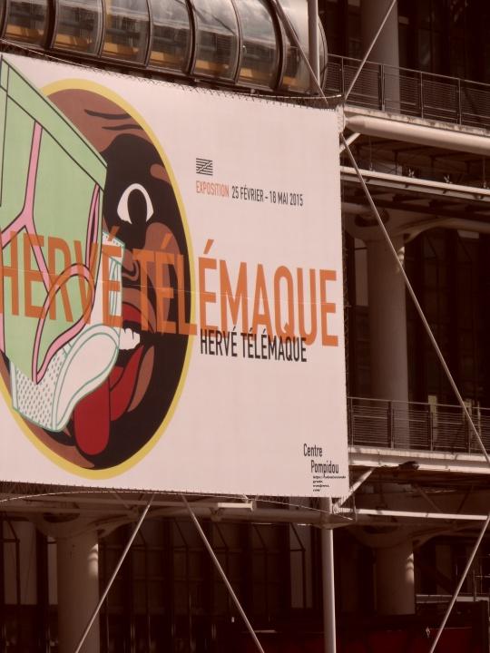 Le Beaubourg ou  Centre Pompidou 3