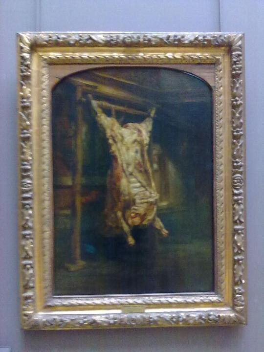 Rembrandt ed ancora Rembrandt... un magico olandese al pari di  Vermeer Van Delft