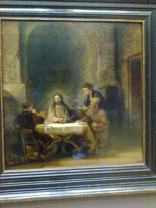 Cristo secondo Rembrandt