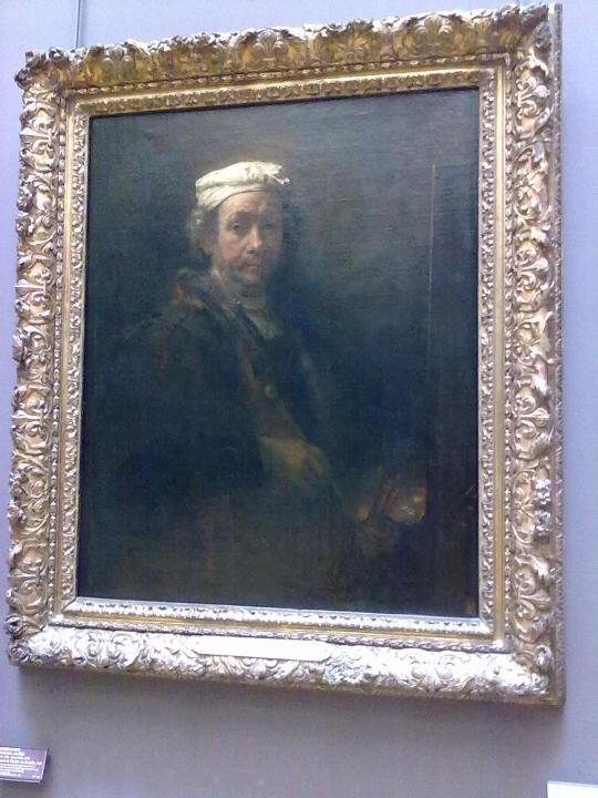 Ancora un auto ritratto di Rembrandt