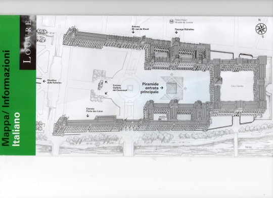 map of the Louvre museum (1)