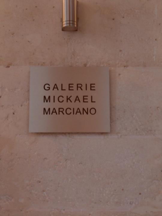 La galleria d'arte in questione!
