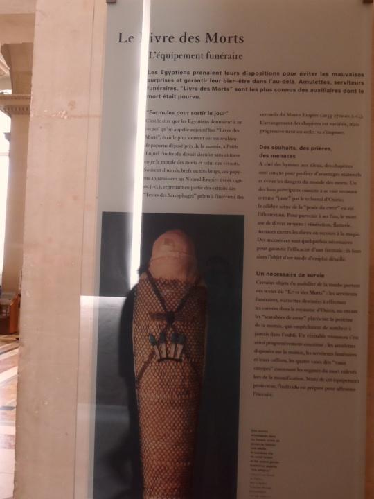 Il fantastico antico Egitto;  una nota sul' libro dei morti' ; si tenga presente che non era una semplice preghiera ma un vero e proprio MANTRA ovvero un rituale composto da parole che sortiva l'effetto voluto - la vittoria sulla morte - indipendentemente dal credervi o meno, per chi lo leggeva. Era ovviamente top - secret