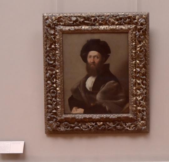 Baldassarre Castiglione di Raffaello (Sanzio)