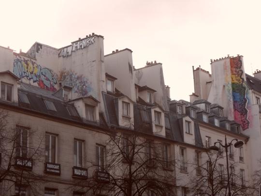 Writers alias ' graffitisti ' alla Keith Haring ?