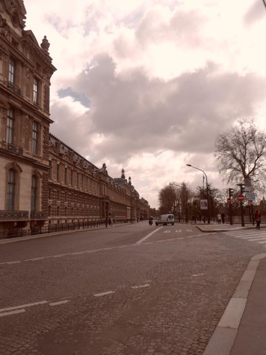 Quattro passi dal Louvre al museo d'Orsay