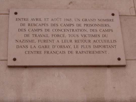 Nei pressi ,di la dalla Senna, del museo d'Orsay