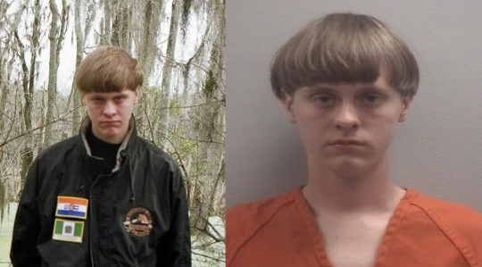 Dylann Roof, surnamed  'Storm'  for friends ?