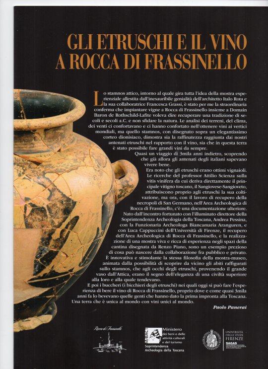depliant rocca di frassinello archeologia etrusca 1