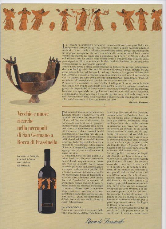depliant rocca di frassinello archeologia etrusca 2