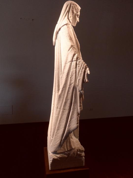 Madonna di fabio Viale