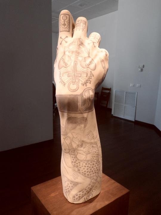 Souvenir David di Fabio Viale