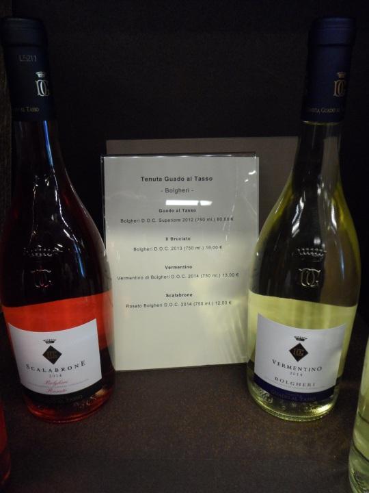 Listino prezzo vini Antinori 3